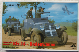 RPM 1/72 72313 Kfz.14 Radio Car